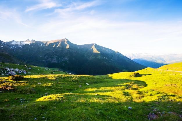 Hooglandweide in de pyreneeën Gratis Foto