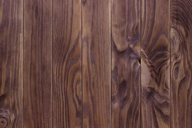 Hout bruin muur plank textuur Premium Foto