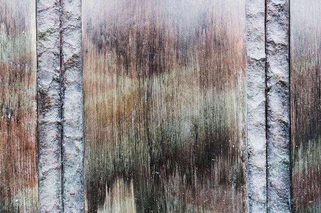 Houten oppervlak met rustieke uitstraling Gratis Foto
