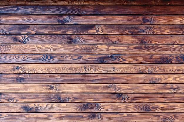 Houten plank achtergrond fototextuur Premium Foto