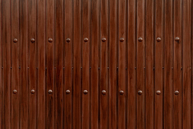 Houten rustieke bruine textuurachtergrond Gratis Foto