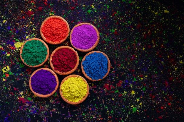 Indian festival holi Premium Foto