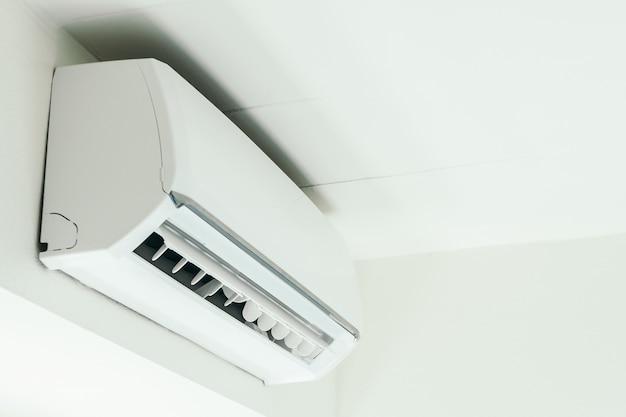 Interieurinrichting met airco-decoratie Gratis Foto