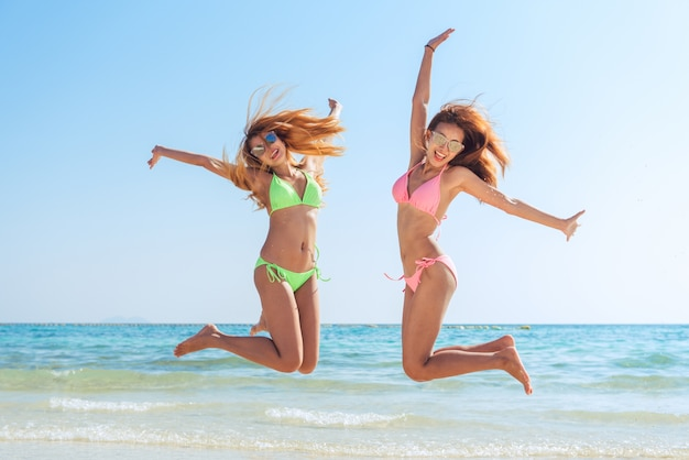 Jonge vakantie huid succes oceaan Gratis Foto