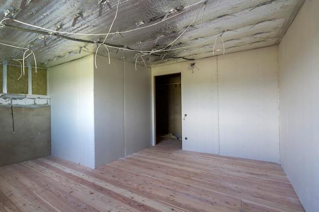 Kamer in aanbouw Premium Foto