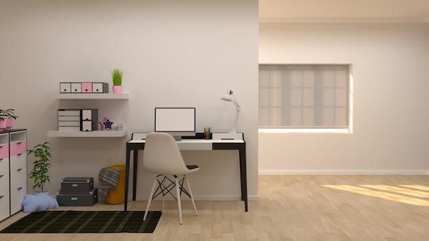 Kantoor Aan Huis : Zo creëert u het ideale kantoor aan huis met weinig ruimte