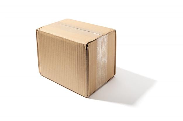 Kartonnen doos Premium Foto