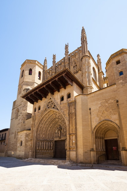 Kathedraal van huesca Gratis Foto