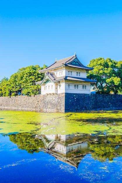 Keizerpaleis in tokyo japan Gratis Foto