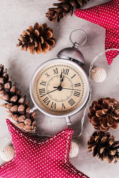 Kerst achtergrond Gratis Foto