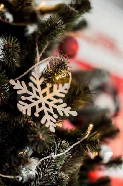 Kerst decoratie Premium Foto