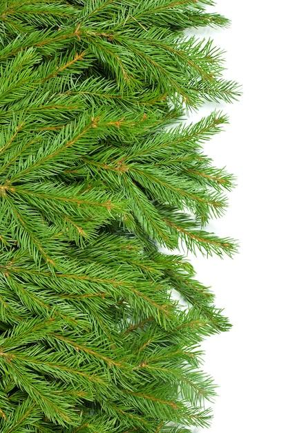 Kerstavond geïsoleerd op wit Premium Foto