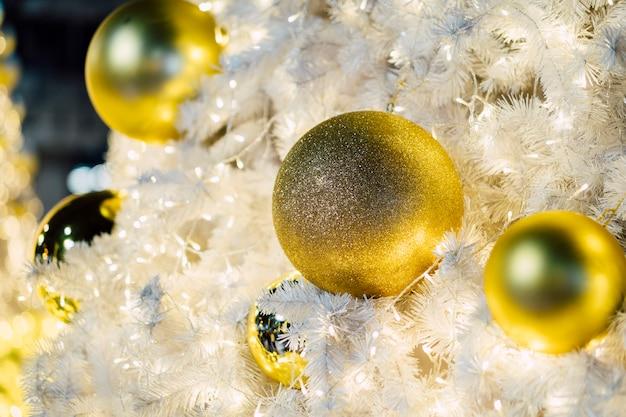 Kerstbal decoratie Gratis Foto