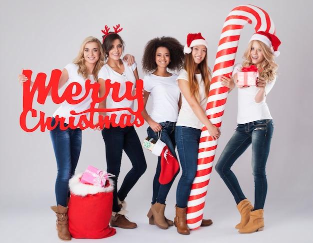 Kersttijd is speciaal voor iedereen Gratis Foto