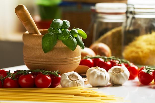 koken in de keuken