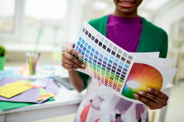 Keuze uit kleur Gratis Foto