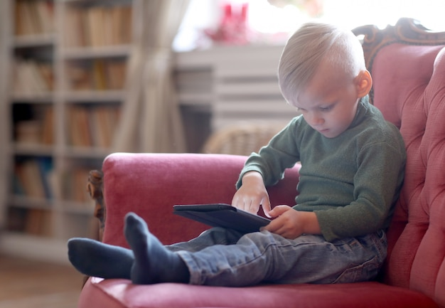 Kind aan huis Gratis Foto