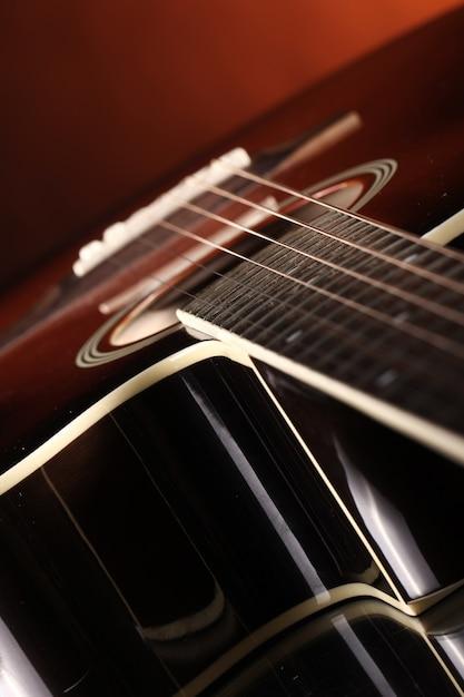 Klassieke akoestische gitaar Gratis Foto