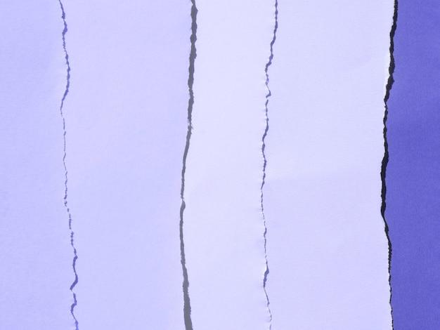 Kleurovergang paars van abstracte compositie met kleur papieren Gratis Foto