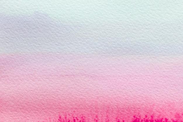Kleurovergang paarse aquarel kopie ruimte patroon achtergrond Gratis Foto