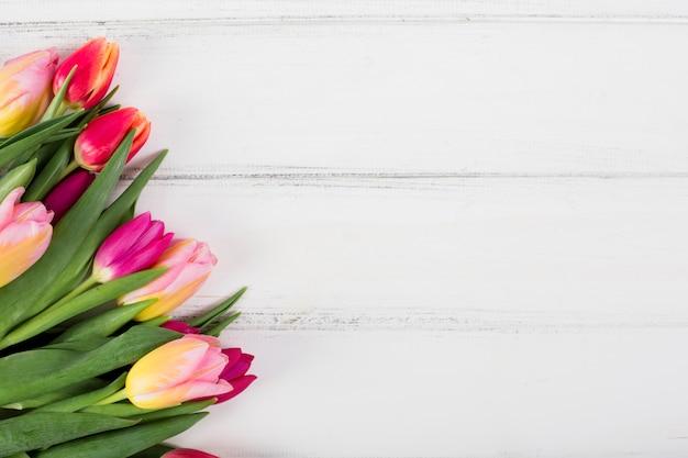 Kleurrijk boeket bloemen Gratis Foto