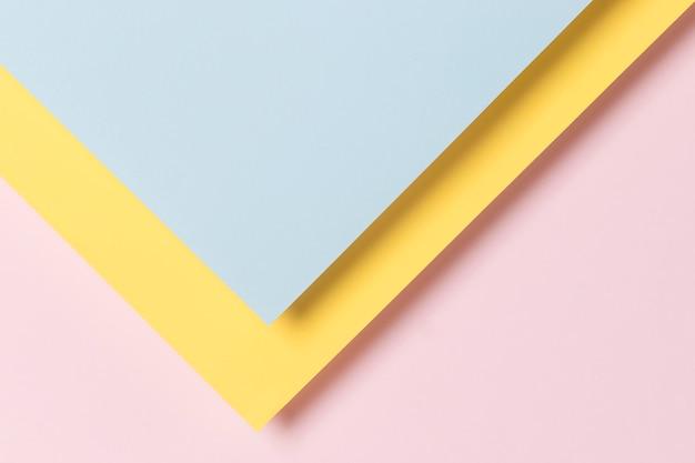 Kleurrijke geometrische kasten Gratis Foto