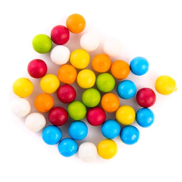 Kleurrijke gumballs Gratis Foto