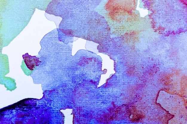 Kleurrijke kopie ruimte aquarel achtergrond Gratis Foto
