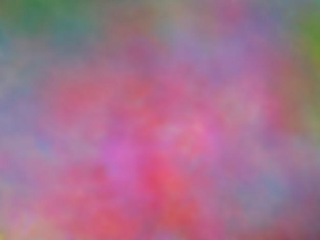 Kleurrijke onscherpte abstracte achtergrond. Premium Foto