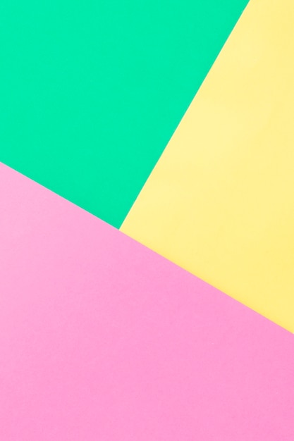 Kleurrijke papieren achtergrond Gratis Foto