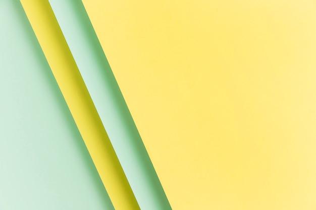 Kleurrijke papieren kast ornament Gratis Foto