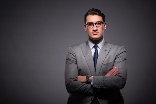 Knappe zakenman Premium Foto