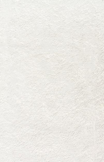 Kopieer ruimte geschilderde witte betonnen muur Premium Foto