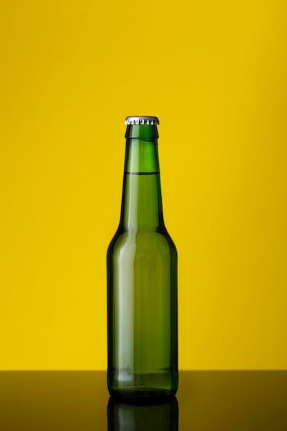 Koud flesje bier Gratis Foto