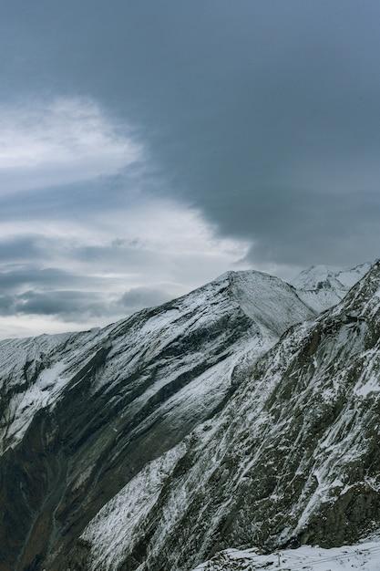 Koude berg Gratis Foto