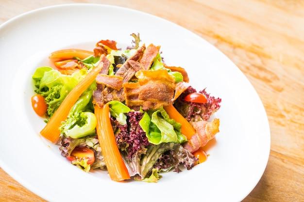 Krabstick salade Gratis Foto