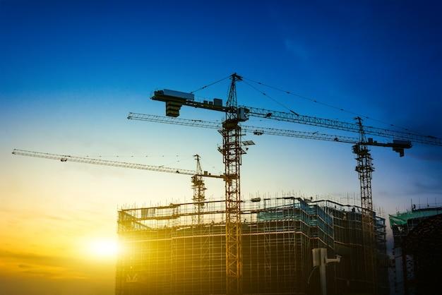 Krachtcentrale constructie Gratis Foto