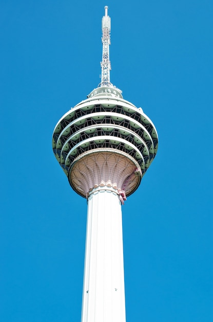 Kuala lumpur-toren Premium Foto