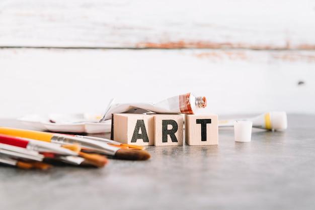 Kunstcompostie Premium Foto