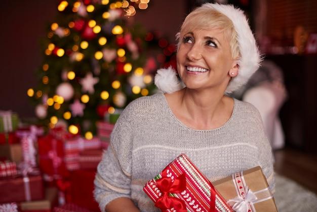 Kunt u zien hoeveel cadeaus ik heb ontvangen? Gratis Foto