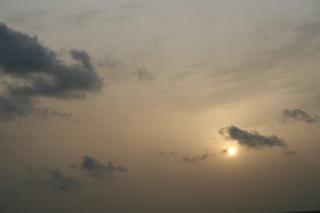 Lagos hemel Gratis Foto