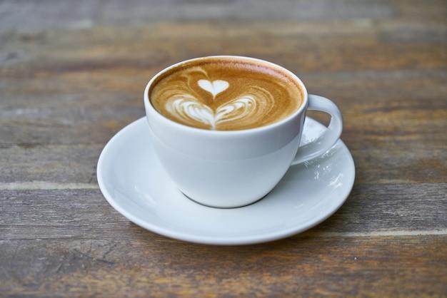 Latte coffee Gratis Foto