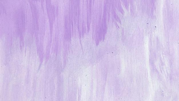 Lege monochromatisch paars geschilderde achtergrond Premium Foto