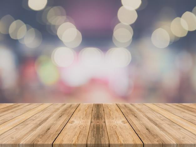 lege plank cafe gebouw betimmerde Gratis Foto