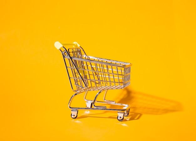 Lege winkelwagen Gratis Foto