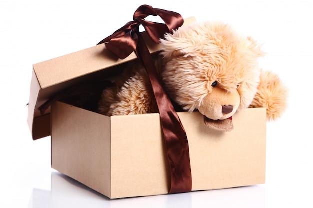 Leuke teddybeer Gratis Foto