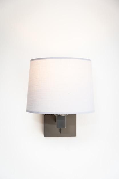 Licht lamp decoratie interieur van de kamer Gratis Foto