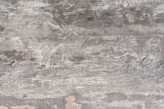 Lichtgrijze oude geweven houten achtergrond. Premium Foto