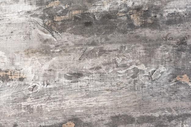 Lichtgrijze oude geweven houten. Premium Foto