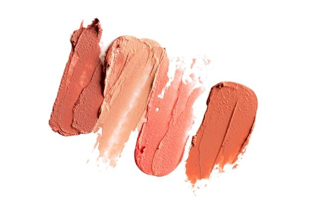 Lippenstift kleuren Premium Foto